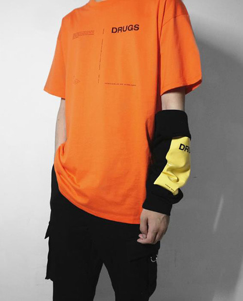 RAF DRUG BASIC LOGO TOP 2/1