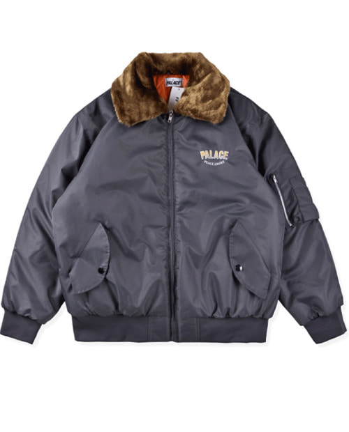PLC PA-1 NECK FURS JACKET