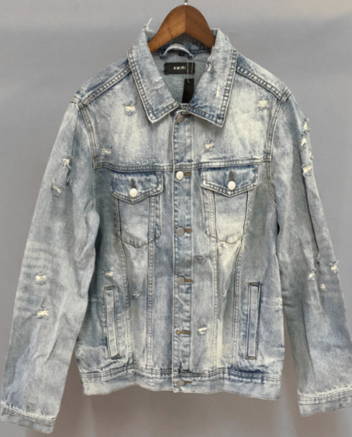 AMR ICE DENIM JACKET