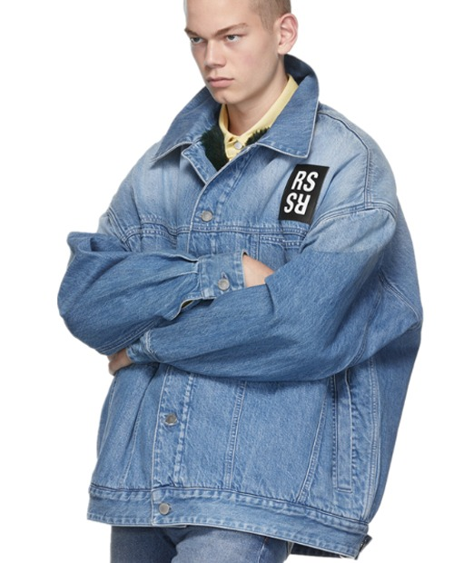RAF BUBLET DENIM JACKET